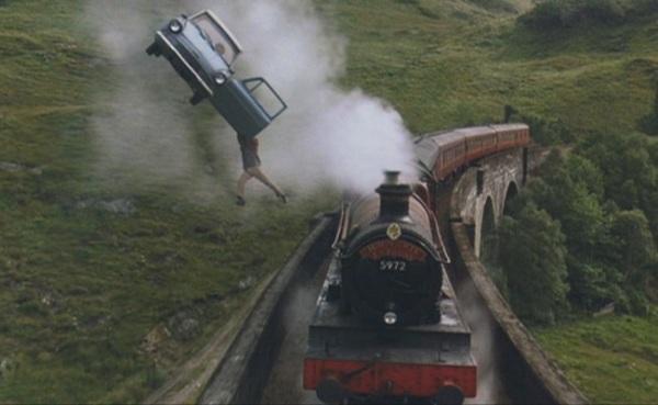 BLOG Harry Train