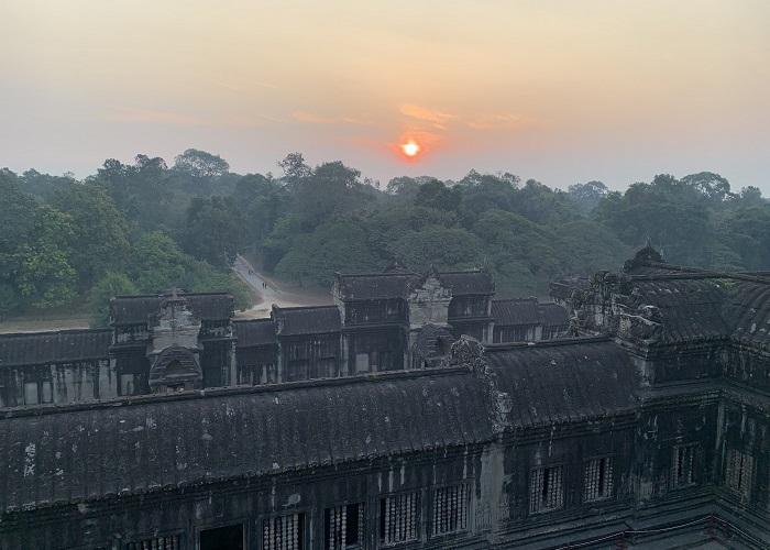 Cambodge 10c