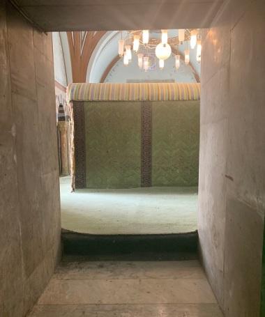 Le tombeau des Patriarches