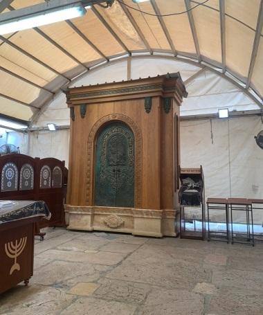 Côté synagogue