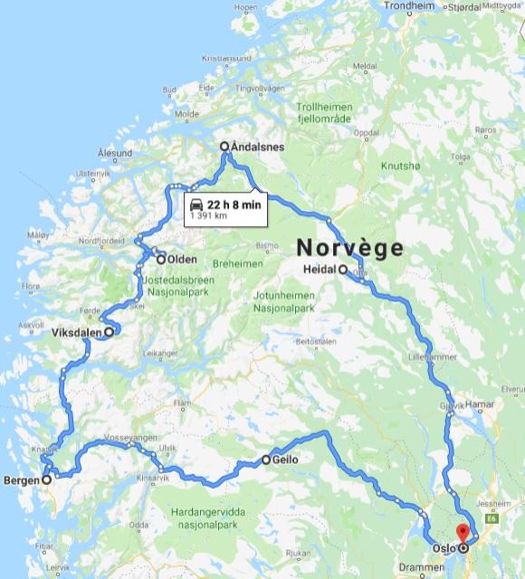 Norvege 10