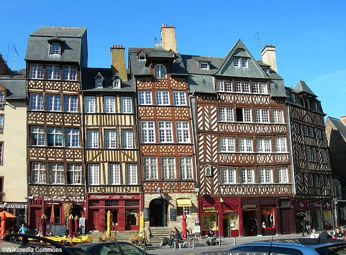 TopVilles Rennes